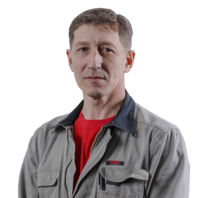 Главный механик Скрипкин Сергей Дмитриевич